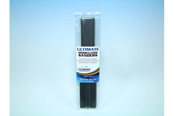 Ultimate Thinny Stick Sanders - 240/240 6 Pack