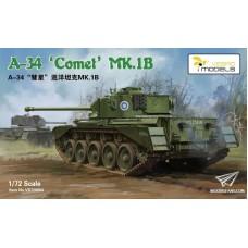 A-34 Comet MK.1B 1/72