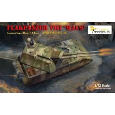 Flakpanzer VIII Maus 1/72