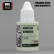 VMS Acrylic Binders FINISHING type 50 ml