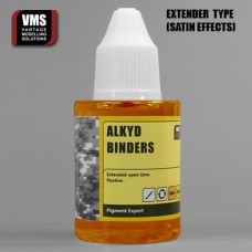 VMS Alkyd Binders EXTENDER type 50 ml