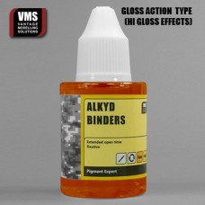 VMS Alkyd Binders GLOSS ACTION type 50 ml