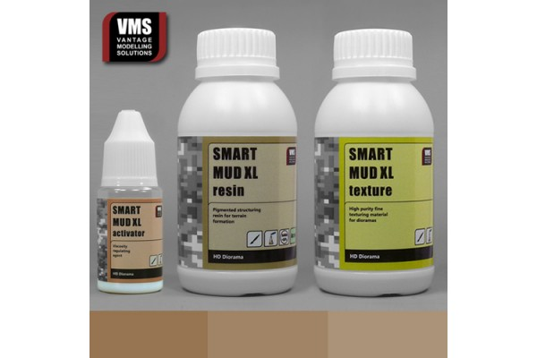 VMS SMART MUD XL 04 EU Brown Earth warm tone