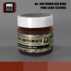 VMS Pigment No. 10b ZERO TEX Primer Red RAL 3009 Dark 45 ml