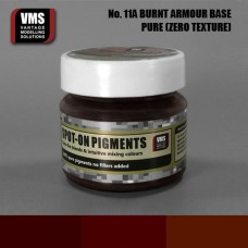 VMS Pigment No. 11a ZERO TEX Burnt Armour Purple Base 45 ml