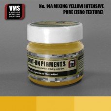 VMS Pigment No. 14a ZERO TEX Mixing Yellow Intensive 45 ml