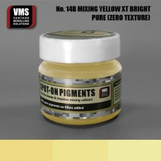 VMS Pigment No. 14b ZERO TEX Mixing Yellow XT Bright 45 ml