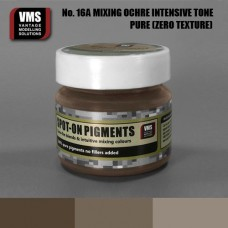 VMS Pigment No. 16a ZERO TEX Mixing Ochres Light 45 ml
