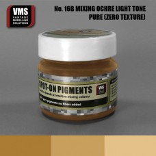 VMS Pigment No. 16b ZERO TEX Mixing Ochres Intensive 45 ml