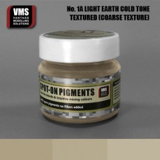 VMS Pigment No. 01a COARSE TEX EU Light Earth Cold Tone 45 ml