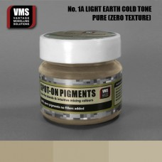 VMS Pigment No. 01a ZERO TEX EU Light Earth Cold Tone 45 ml