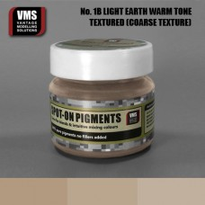 VMS Pigment No. 01b COARSE TEX EU Light Earth Warm Tone 45 ml