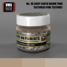 VMS Pigment No. 01b FINE TEX EU Light Earth Warm Tone 45 ml