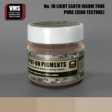 VMS Pigment No. 01b ZERO TEX EU Light Earth Warm Tone 45 ml