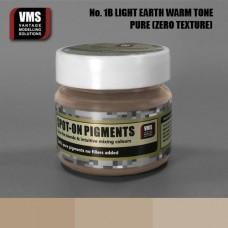 VMS Pigment No. 01b ZERO TEX EU Light Earth Warm Tone 45 ml