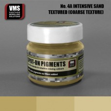 VMS Pigment No. 04a COARSE TEX Intensive Sand 45 ml
