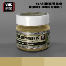 VMS Pigment No. 04a COARSE TEX Intensive Sand 45 ml