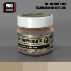 VMS Pigment No. 04b FINE TEX Dull Sand 45 ml