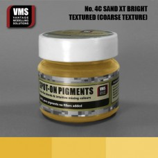 VMS Pigment No. 04c COARSE TEX Extra Bright Sand 45 ml