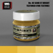 VMS Pigment No. 04c FINE TEX Extra Bright Sand 45 ml
