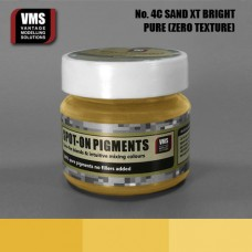 VMS Pigment No. 04c ZERO TEX Extra Bright Sand 45 ml
