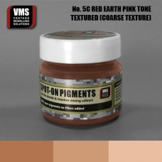 VMS Pigment No. 05c COARSE TEX Red Earth Pink Tone 45 ml