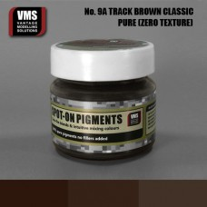 VMS Pigment No. 09a ZERO TEX Track Brown Classic 45 ml