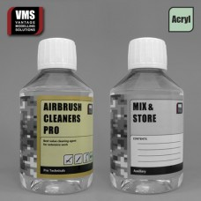 VMS Airbrush Cleaner Pro Acrylic concentrate 200 ml (effective 1000 ml)