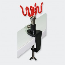 Holder for 2 Airbrushes - Table Mounting