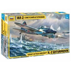 Ilyushin Il-2 Stormovik 1/48