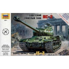 IS-2 Stalin 1/72