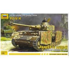 Pz.Kpfw.IV Ausf.H 1/72