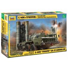 """S-400 """"Triumf"""" SA-21 Growler 1/72"""