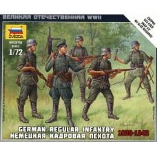 German Regular Infantry 1939-1943 1/72