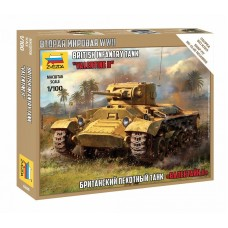 Valentine II British Infantry Tank  1/100