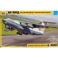 IL-76MD Russian Strategic Airlifter 1/144