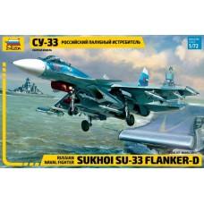Sukhoi Su-33 Flanker-D 1/72